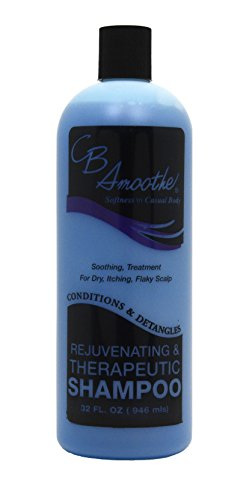 CB Smoothe Rejuvenating and Therapeutic Shampoo Conditions and Detangles 32 (B-complex Moisturizing Shampoo)