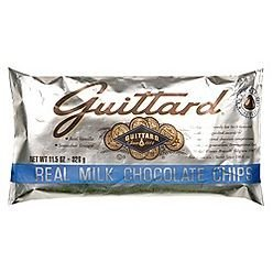 12 Guittard Real Milk Chocolate 11.5 ounce Chocolate Chips