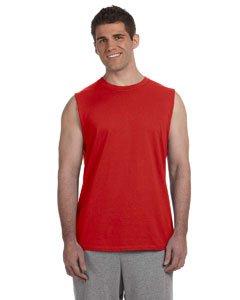Gildan mens Ultra Cotton 6 oz. - Top Shirt Bell Sleeved