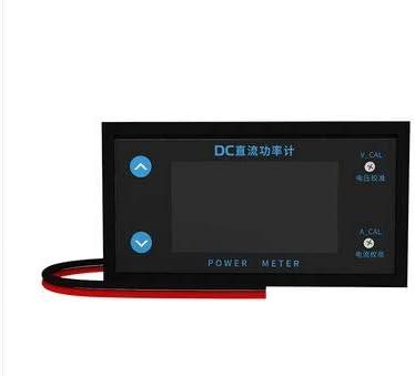 DC 0100V 050V 5A 10A LCD digitale voltmeter wattmeter spanning voltmeter voltmeter detector tester 250W 1000W 100v 10a 1000w