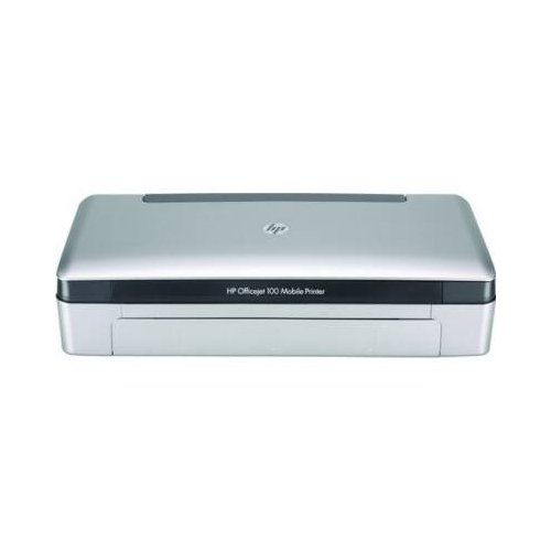 HP Officejet 100 L411A Inkjet Mobile Printer - Color - 48...