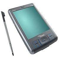 Fujitsu Siemens Pocket Loox N500 móviles PDA color negro + Navigon Mobile Navigator 5 base