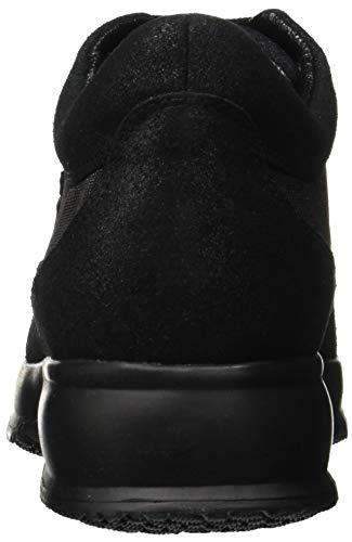 Lumberjack black Raul Zapatillas Para Cb001 Nero Mujer qwrqa6C