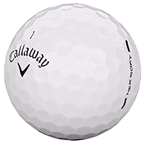 callaway hex tour soft golf ball review