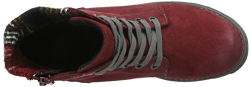 Marco Tozzi 25208 - Botines Mujer Rojo (VINO ANTIC COM 518)