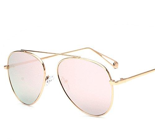 Women Girl Retro Fashion Outdoor Metal Frame UV400 AC Lens Aviator Sunglasses Eyewear, - Cheap Glasses Online Kids