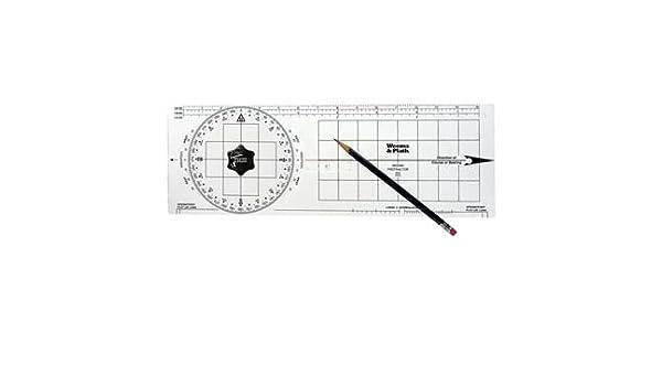 Weems & Plath Marine Navigation Protractor by Weems & Plath ...