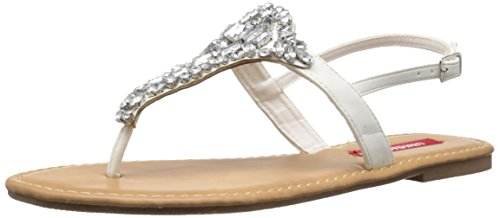 Union Bay Women's Cala Dress Sandal - White - 7.5 B(M) US
