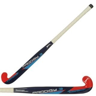 1aa05e0eec4 Slazenger Prodigy 3 Hockey Stick Red/Blue 36.5 Inches: Amazon.co.uk: Sports  & Outdoors