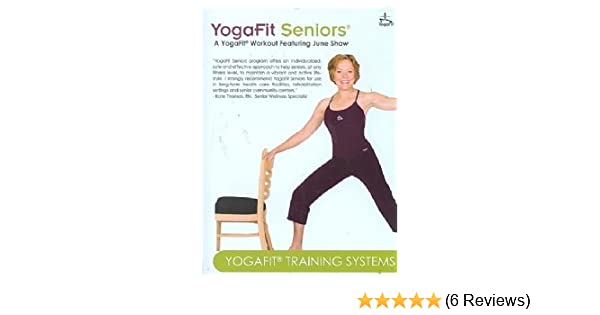 Amazon.com: YogaFit: Seniors: Beth Shaw: Movies & TV