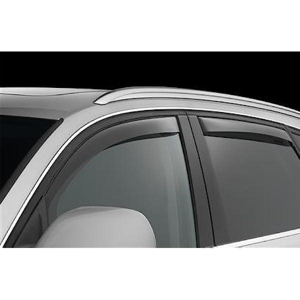 Windabweiser für Mazda CX-9 CX9 2007 Steilheck Geländewagen SUV 5türer vorne/&hi