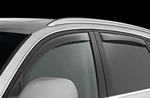 Amazon Com Mercedes M Class Ml350 Ml550 Wind Deflectors
