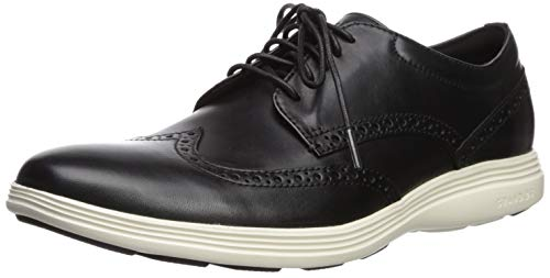 Cole Haan Men's Grand Crosscourt Ii Shoe, Black, 10.5 M US