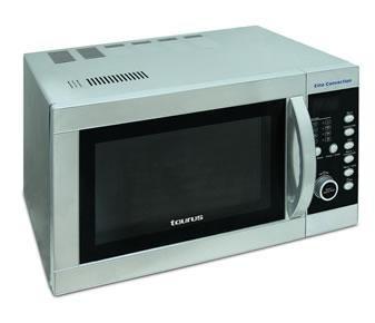 Taurus 970.393, 230V, 510 x 430 x 310 mm - Microondas: Amazon.es ...