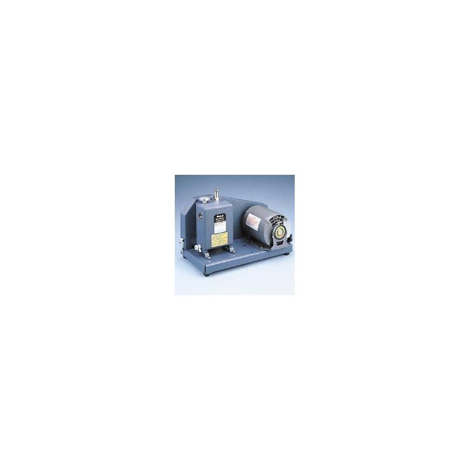 Vacuum Pumps, Single Stage Duoseal Belt driven, Welch   Model 1380b 01   Each