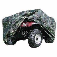 Vehicore ATV Quad 4 Wheeler Cover for Artic Cat 500, Camo