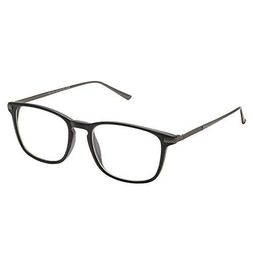Blue Light Blocking Glasses with Anti-Glare,Cut UV400 Transparent Lens,Computer Reading Glasses,Anti Eyestrain/Anti Scratch/Anti Smudgy,Sleep Better f