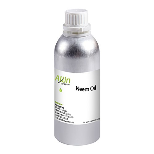 Allin Exporters Neem Oil – 100% Pure , Natural & Undiluted