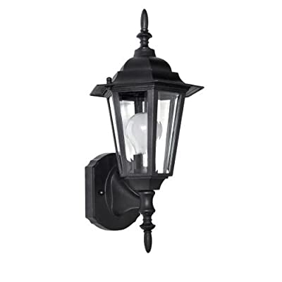 Builder Cast Outdoor Low Wall Lantern