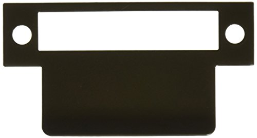 Don-Jo MEST-102 13 Gauge Steel Mortise Type Extended Lip ANSI Strike, Dura coated, 2'' Width x 4-7/8'' Height (Pack of 5) by Don-Jo