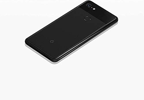 "Google Pixel 3 XL (64GB, 4GB) 6.3"" QHD+, IP68 Water Resistant, Snapdragon 845, GSM/CDMA Factory Unlocked (AT&T/T-Mobile/Verizon/Sprint) w/ Fast Qi Wireless Pad - Just Black"