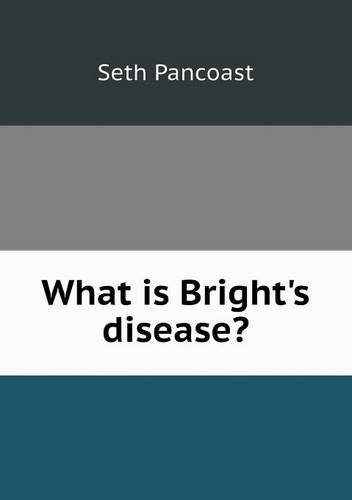 What is Bright's disease? PDF