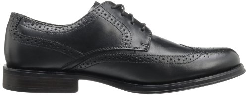Dress Black Wingtip Dockers Mens Shoe Leather Brogue Moritz Oxford Fqx8HwxI