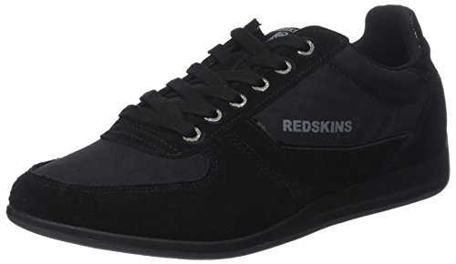 Redskins Herren Frizor Sneaker Noir (noir)