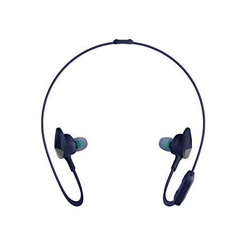 - Fitbit Flyer Wireless Headphones, Nightfall Blue