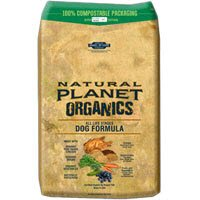 Natural Planet Organics All Life Stages Dog Formula - Chicken & Oats - 5 lbs