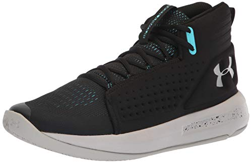 - Under Armour Men's Torch Basketball Shoe, Black (003)/Ghost Gray, 11