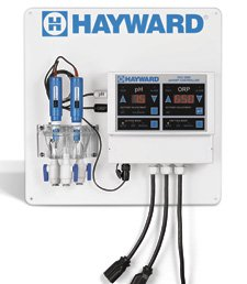 Hayward HCC2000-CP HCC 2000 Automated Water Chemistry Controller System with Chemical Feed Pump