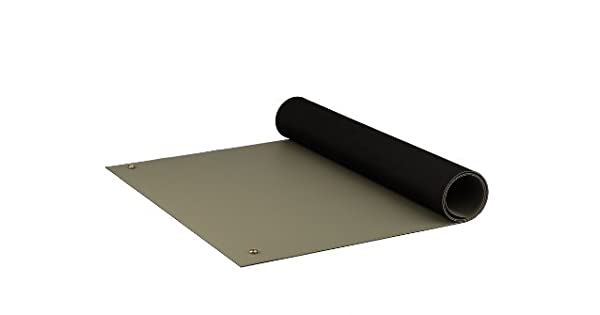 Amazon.com: ACL Staticide 8385dgym3060 dualmat ESD Table Mat ...