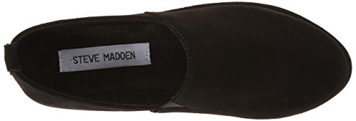Steve Madden Action Donna Flat Nero Scamosciato