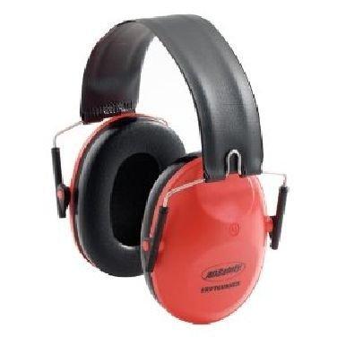 Peltor Passive Hearing Protectors Shotgunner Folding, Red (NRR 21dB)