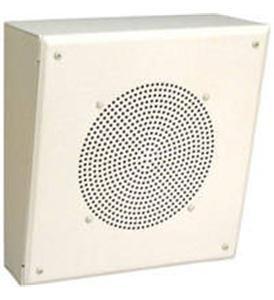 MB8TSLVR Metal Box Speakers