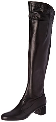 Lautre Ha Scelto Ladies Zip Short Boots Noir (nero)