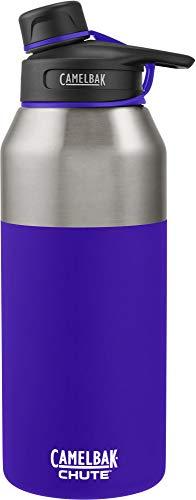 CamelBak Chute Vacuum Insulated Stainless Bottle, Violet, 40 oz (Bottle Camelbak Insulated)