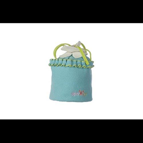 Obermeyer Cupcake Fleece Hat Girl's Bluebell L/XL