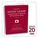 EM Reports¿ Study Guide for the Emergency Physician Self-Assessment Exam, Volume 10, AHC Media, 193486384X