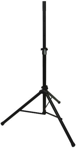 Peak Music Stands SS-22 Snap Button Tripod Speaker Stand Onyx Black [並行輸入品]   B076YZDPF9