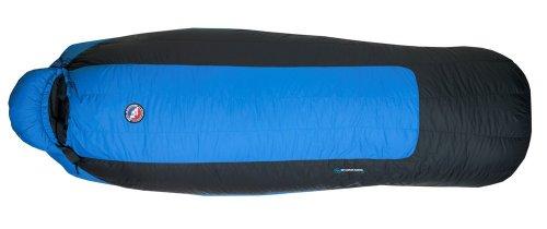 Big Agnes Storm King 0-Degree Sleeping Bags (650 Down fill), Long Left Zipper, Outdoor Stuffs