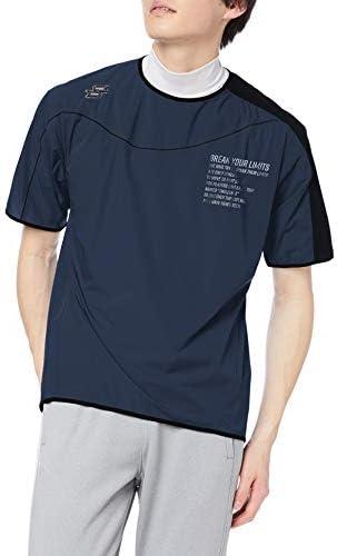 半袖シャツ proedge 半袖トレーニングピステ メンズ