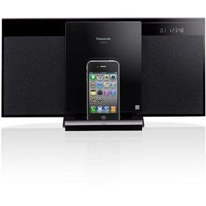 Panasonic SC-HC271 iPod Dock/CD Player Micro System (Cd Ipod Player)