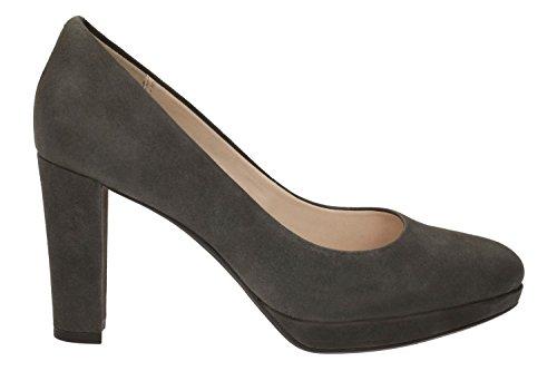 Clarks Kendra Sienna, Zapatos de Tacón para Mujer gris