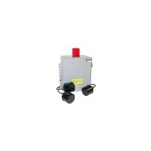 Zoeller 10-1044 Single Phase 115/200/230-Volt Electrical Alternator Control Panel for Duplex Installations