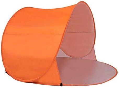 Stal Kinderen Tent, Outdoor Automatische Tent Wild Fishing Tent Regendicht UV-bescherming Tent Free To Build snel Open Tent (Kleur: 4), eenvoudig te installeren Draagbaar