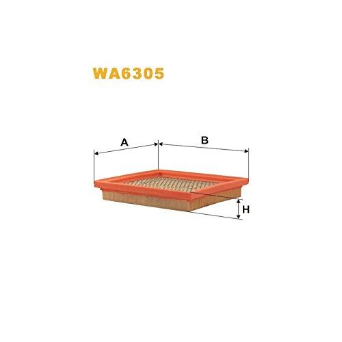 Wix Filter WA6305 Air Filter: