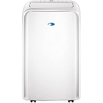 Whynter 12000 BTU Dual-Hose Portable Air Conditioner with 3M and SilverShield Filter (ARC-126MD)