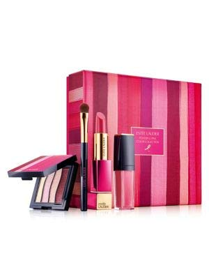 Powerful Pink Color Collection Limited Edition Four-Piece Set